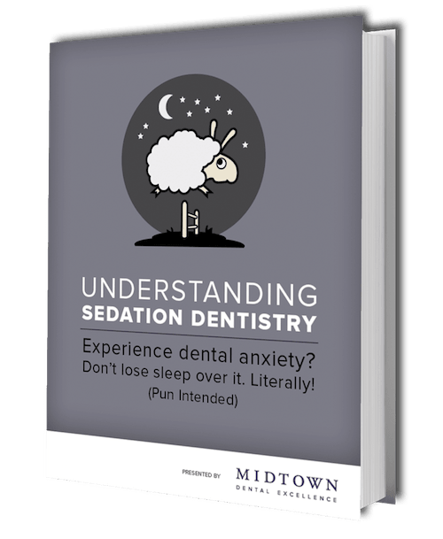 Preview of this dentist in Midtown Manhattan's eBook on Understanding Sedation Dentistry