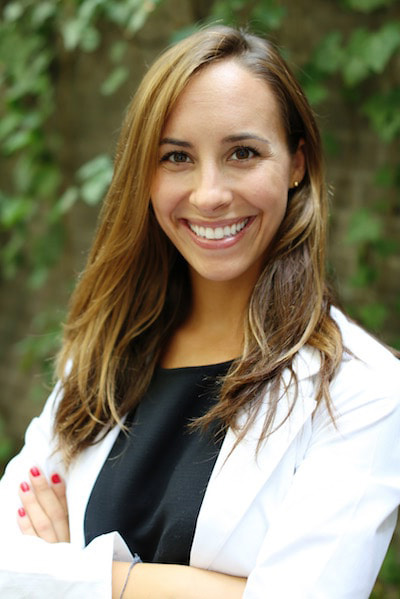 Headshot of Katelyn Hernandez a dental hygienist at Midtown Dental Excellence, 5th Avenue Dentist.