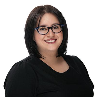 Diana Patino-Figueroa (Dental Hygienist)